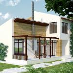 Proiect Casa Parter si Mansarda 051