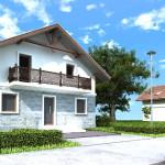 Proiect Casa Parter si Mansarda 191
