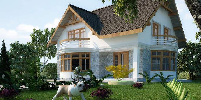 proiect casa parter si mansarda 133