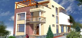 Proiect Casa la calcan