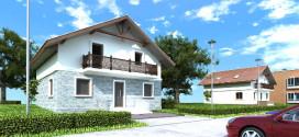 Proiect Casa Parter si Mansarda